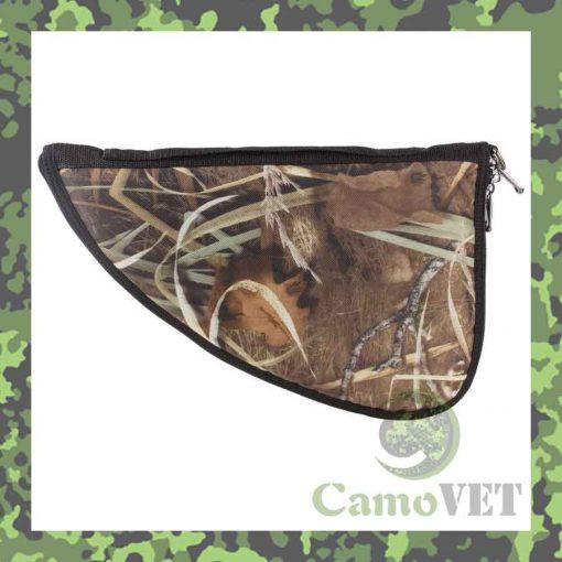 camouflage pistol bag